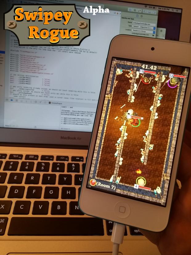 Swipey Rogue - devlog 09 - screenshot 01