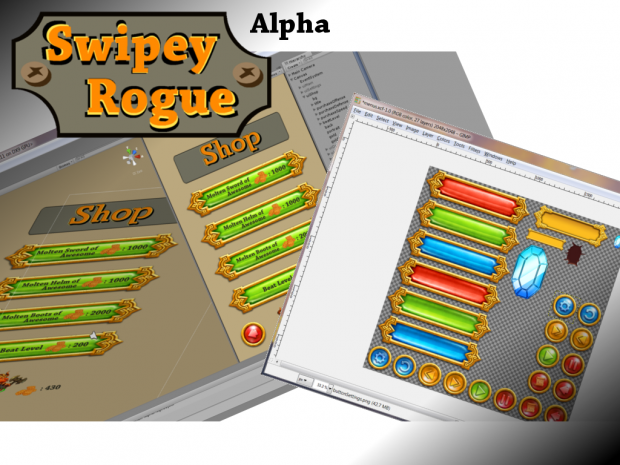 Swipey Rogue - devlog 10 - preview