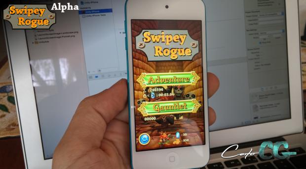 Swipey Rogue - devlog 10 - screenshot 02