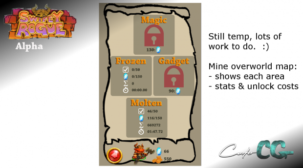 Swipey Rogue - devlog 11 - screenshot 03