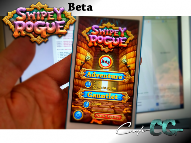 Swipey Rogue - devlog 12 - preview