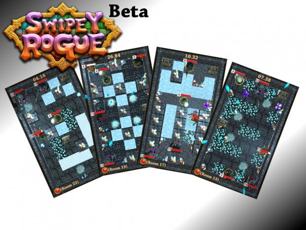 Swipey Rogue - devlog 13 - preview