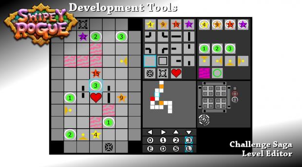 Swipey Rogue - devlog 16 - screenshot 06