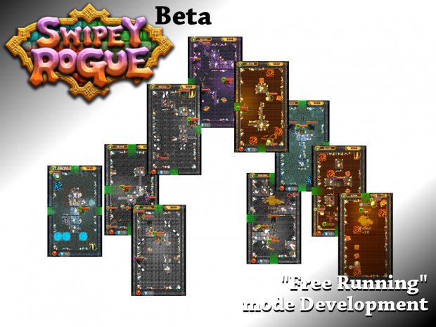 Swipey Rogue - devlog 17 - preview