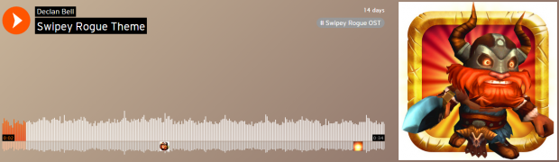 Swipey Rogue - devlog 19 - soundtrack 06
