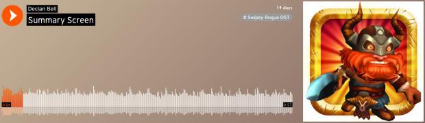 Swipey Rogue - devlog 19 - soundtrack 05