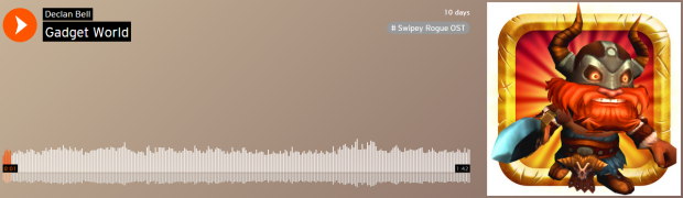 Swipey Rogue - devlog 19 - soundtrack 03