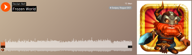 Swipey Rogue - devlog 19 - soundtrack 02