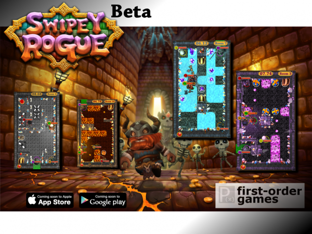 Swipey Rogue - devlog 20 - preview