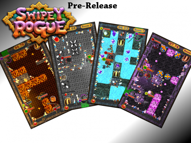 Swipey Rogue - devlog 21 - preview