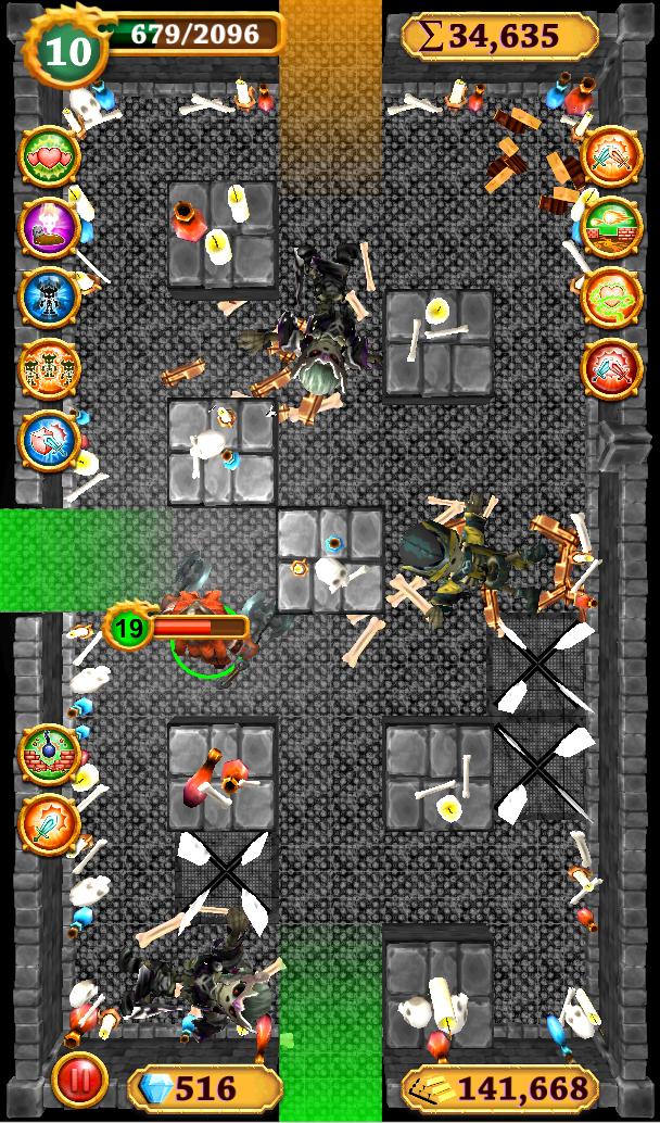 Swipey Rogue Press Kit - Free Running Gameplay 6