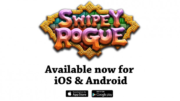 Swipey Rogue - Available Now!