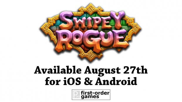 Swipey Rogue - Launch Announcement