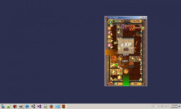 SwipeyRogue Desktop version
