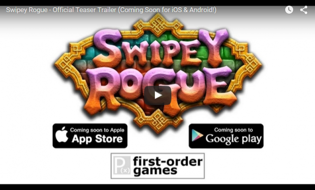 Swipey Rogue - Teaser Trailer preview