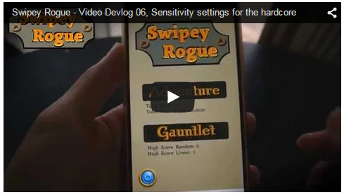 Swipey Rogue Video Update 06, preview