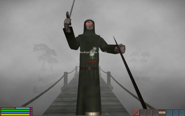 Foggy Guardian