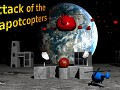 Attack of the Teapotcopters