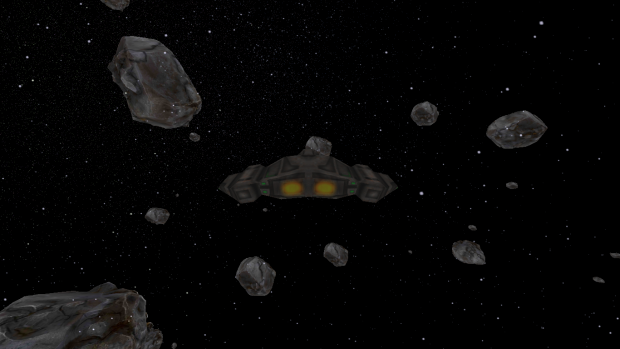 new space ships