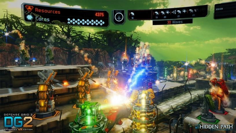 Defense Grid 2: Enhanced VR Edition