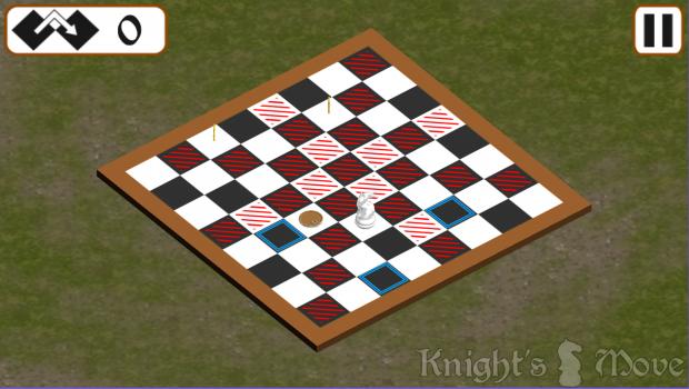 Knight's Move - Screenshot #3 (Alpha Build)