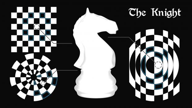 Knight's Move - Knight Schematic