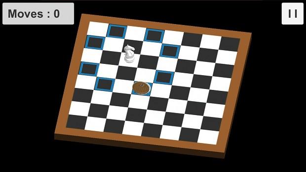 Knight's Move - Prototype Screenshot #1