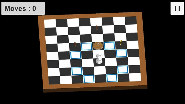 Knight's Move - Prototype Screenshot #2