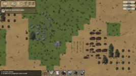 New grassy terrain