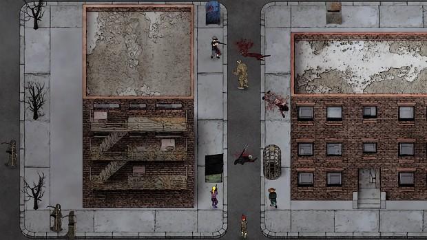 Urban Rescue - Coming alpha 11