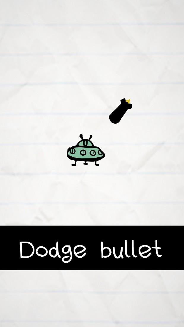 Screenshot 2 - Dodge bullet