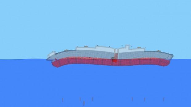 Sinking Simulator 1 Скачать Торрент - фото 9