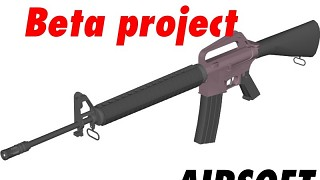 Beta project:Airsoft