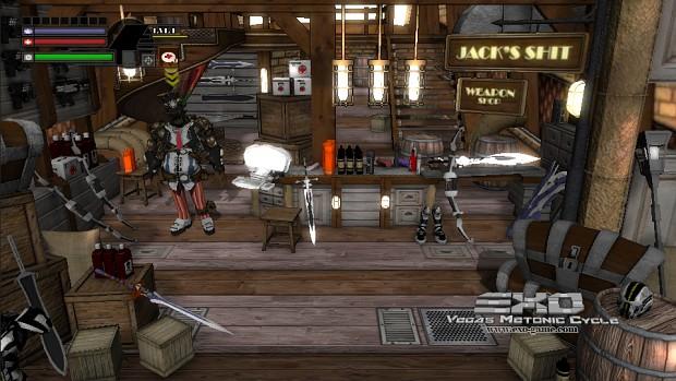 Jack's Weapon Shop
