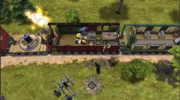 Bandits ambush