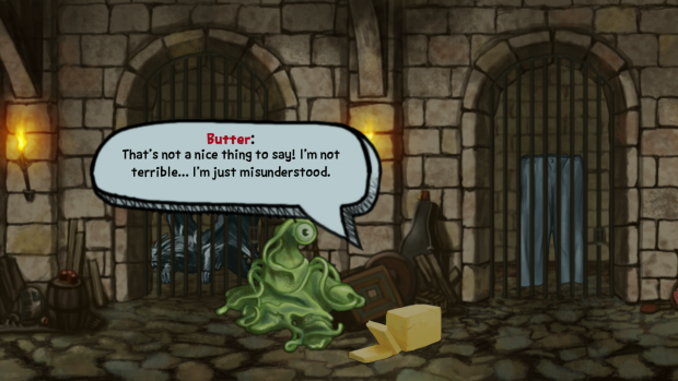 Misunderstood Butter