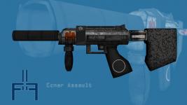 Ecnar Assault Rifle