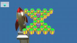Launchpad Leap - single player first screenshots