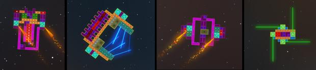 Some few ship designs