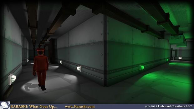 What Happened in the Dark Corridors?