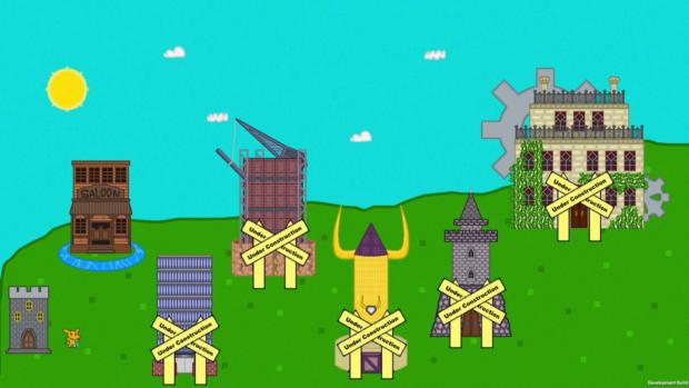 Screenshot of Super Cucumber