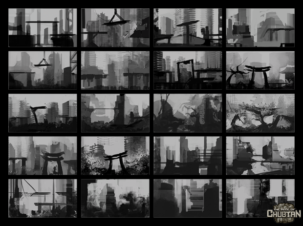 Thumbnails for the third level