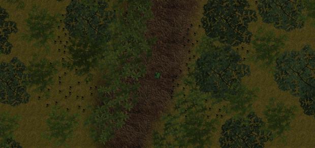 Jungle level 1 wip