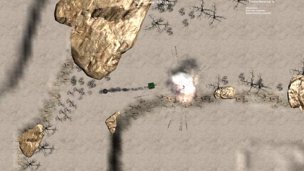 Alpha .26 screen shot: day 1