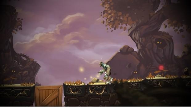 Nephil's Fall - Art & Screens