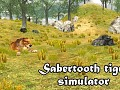 Sabertooth RPG Simulator