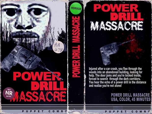 Новые игры программы: power drill massacre.