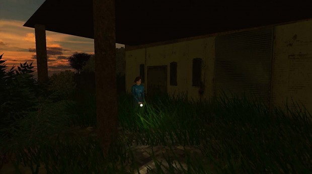 Another screenshot from the demo