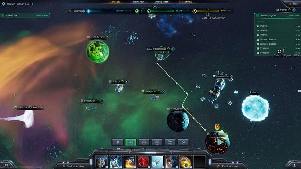 Open Frontiers Test screenshots