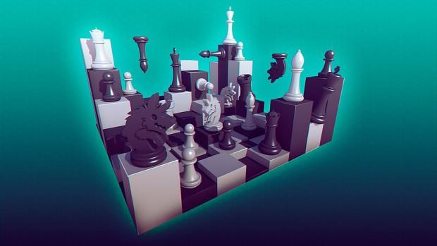 3D Chess? Blasphemy!